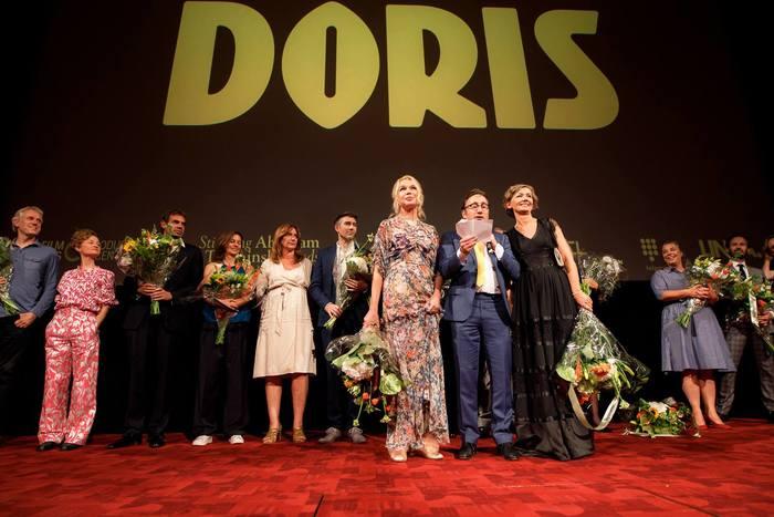 Doris (2018) 3