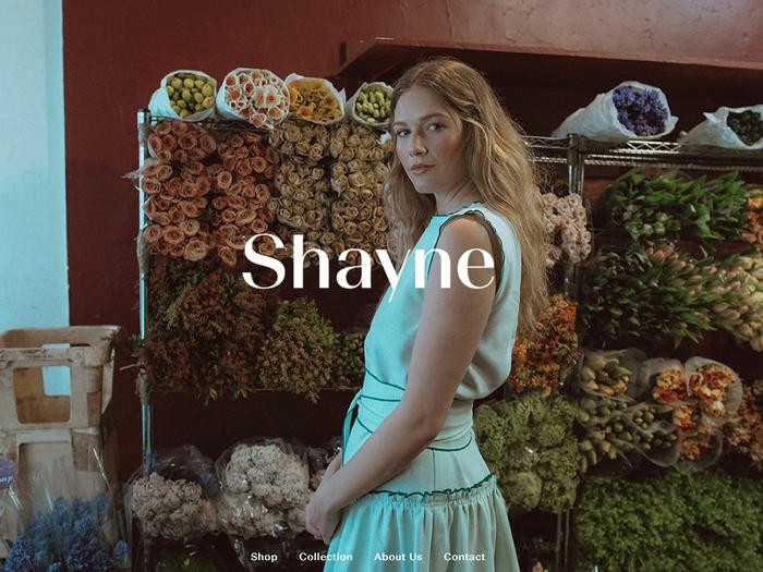 Shayne 1