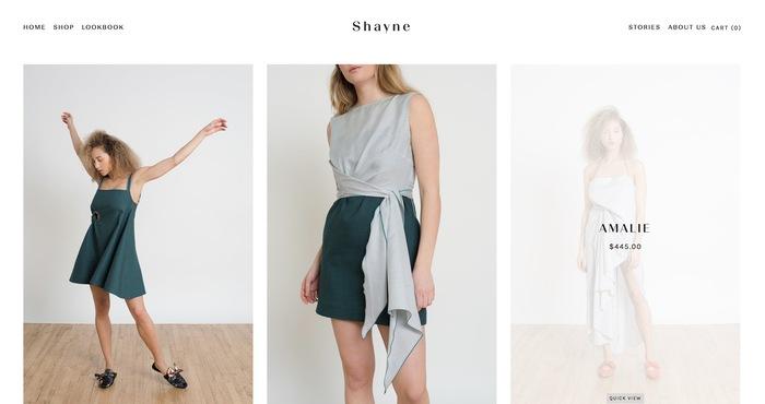 Shayne 3