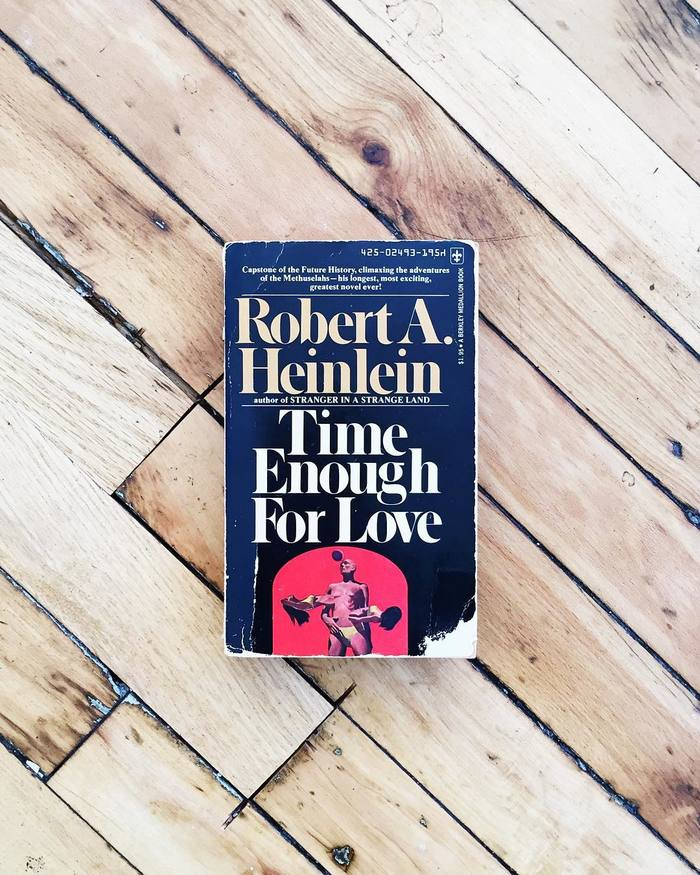 Time Enough for Love (Berkley Medallion) 1