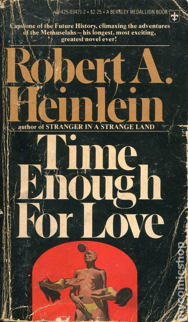 Time Enough for Love (Berkley Medallion) 2