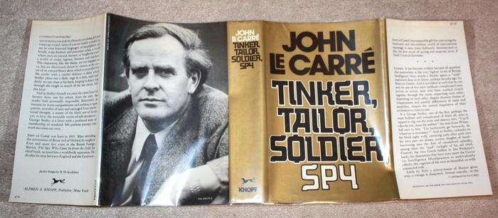 Tinker, Tailor, Soldier, Spy by John le Carré 3
