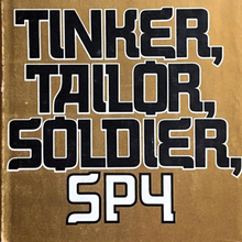 <cite>Tinker, Tailor, Soldier, Spy</cite> by John le Carré