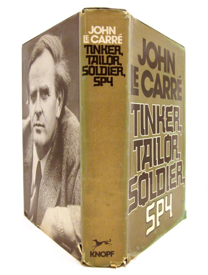 Tinker, Tailor, Soldier, Spy by John le Carré 4