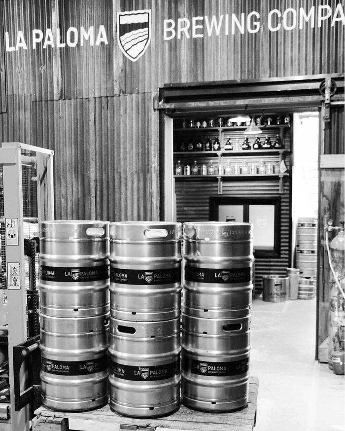 La Paloma Brewing Co. 14