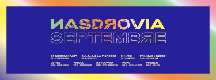 Nasdrovia Tolosa, Septembre 2018 4