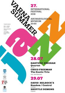 Varna Summer International Jazz Festival (2017–)