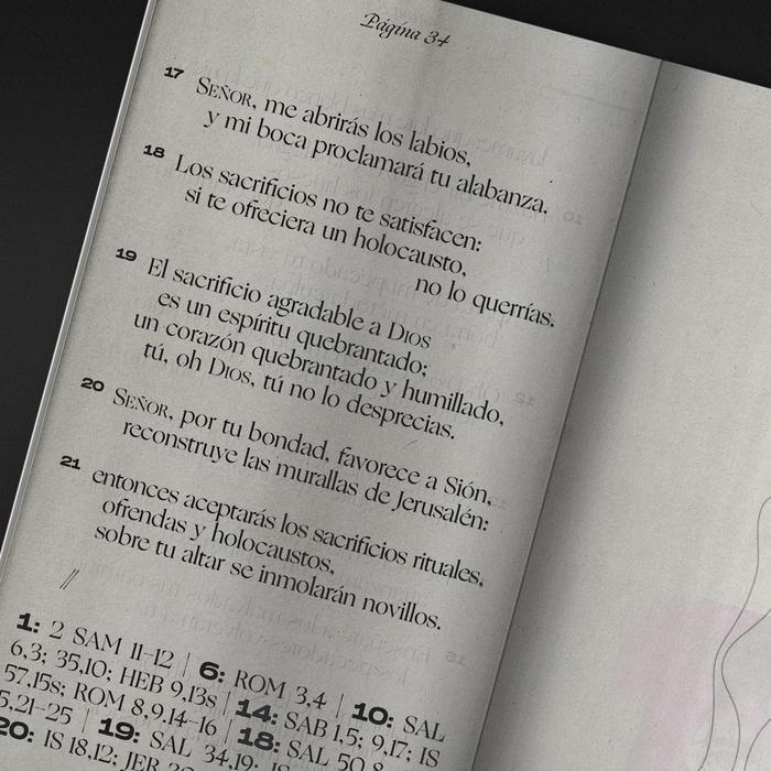 Salmos. Selección 6