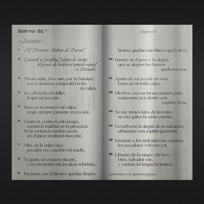 Salmos. Selección 5