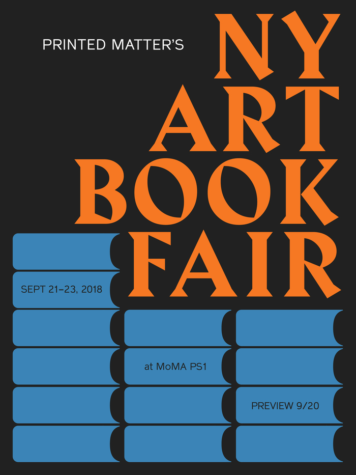 New York Art Book Fair 2018 6