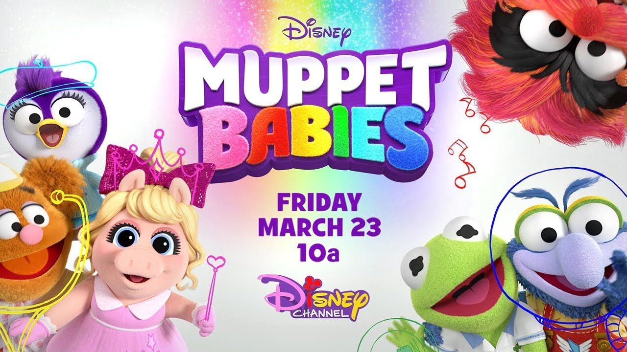 Muppet Babies (2018 TV series) - Fonts In Use