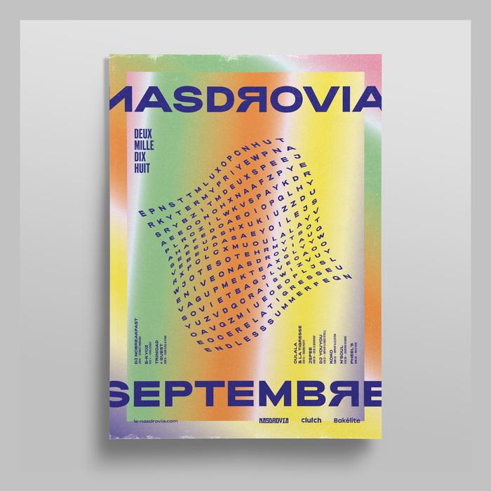 Nasdrovia Tolosa, Septembre 2018 5