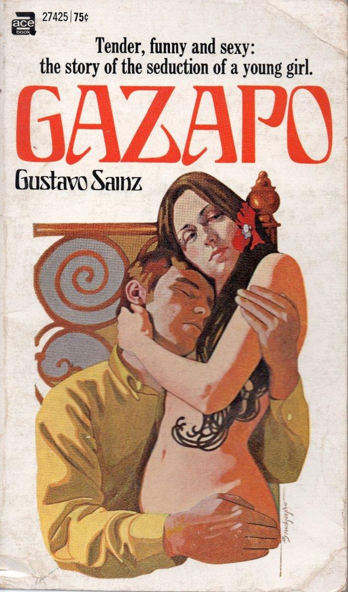 Gazapo – Gustavo Sainz