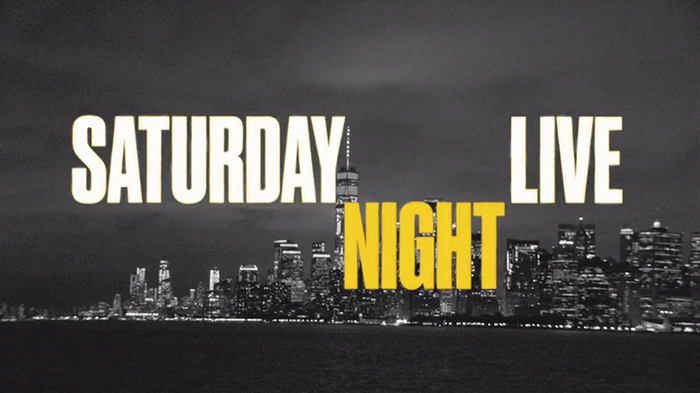 Saturday Night Live opening/intro titles (2018–) 1