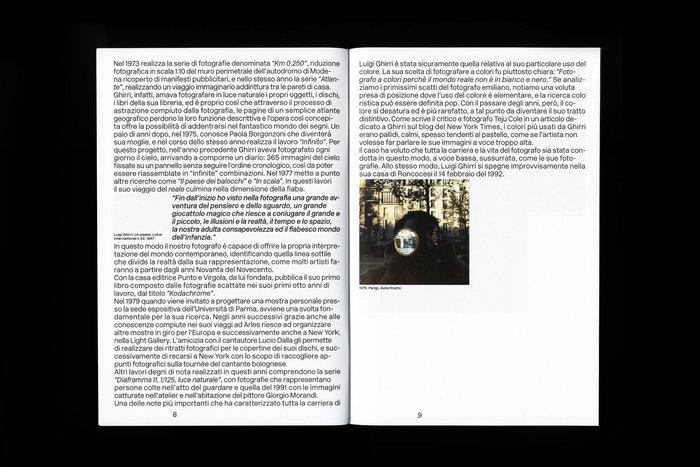 Tra realtà e illusione: Luigi Ghirri & Moebius 2