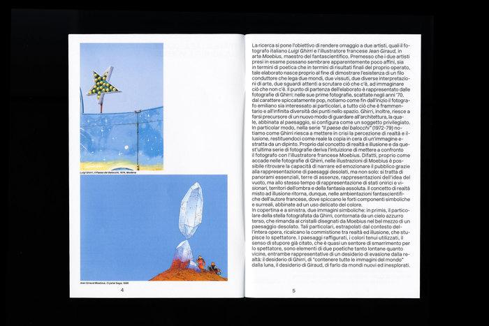 Tra realtà e illusione: Luigi Ghirri & Moebius 4