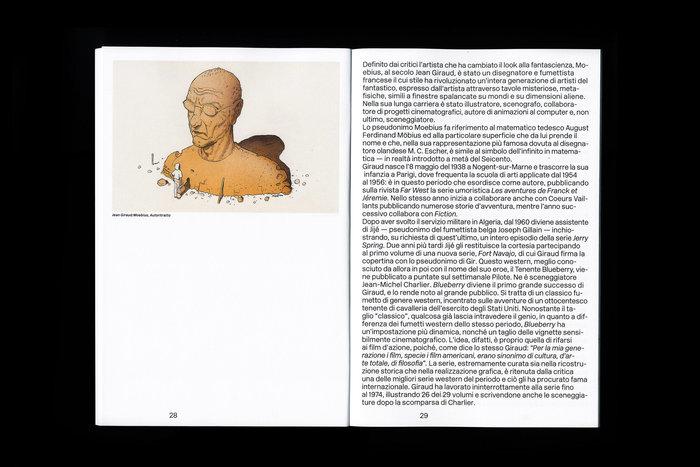 Tra realtà e illusione: Luigi Ghirri & Moebius 5