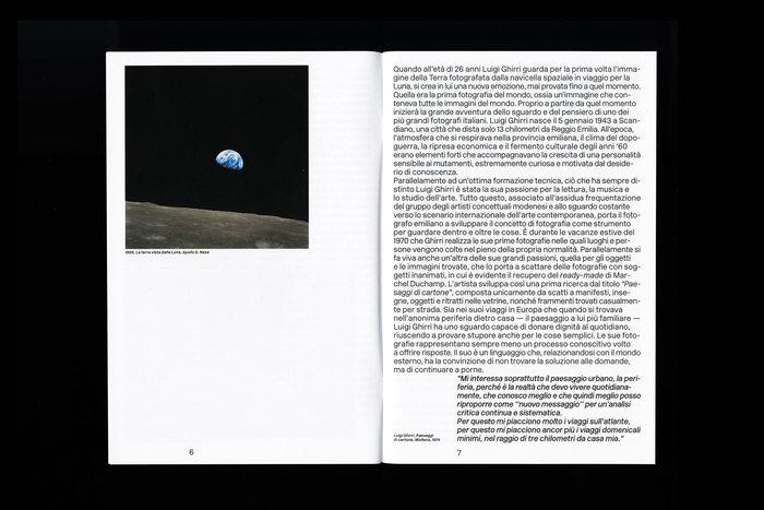 Tra realtà e illusione: Luigi Ghirri & Moebius 6