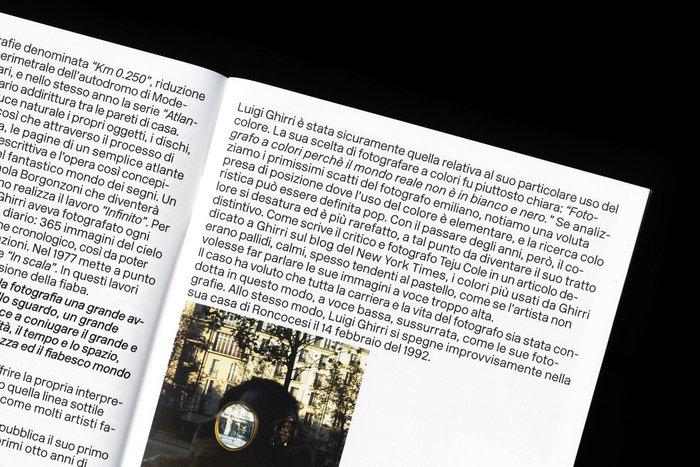 Tra realtà e illusione: Luigi Ghirri & Moebius 3