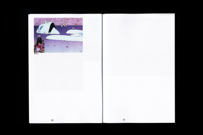 Tra realtà e illusione: Luigi Ghirri & Moebius 7