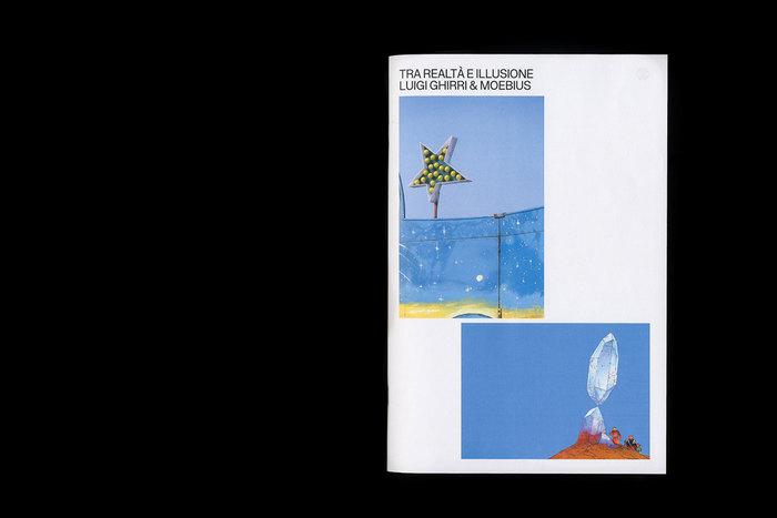 Tra realtà e illusione: Luigi Ghirri & Moebius 1