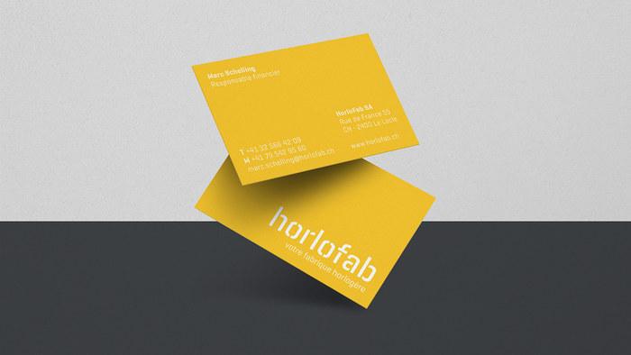 Horlofab identity 3