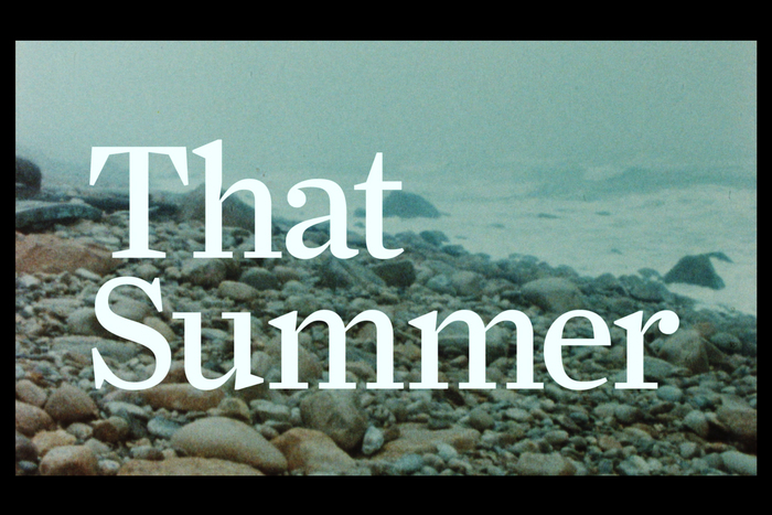 That Summer (2017) opening titles 1