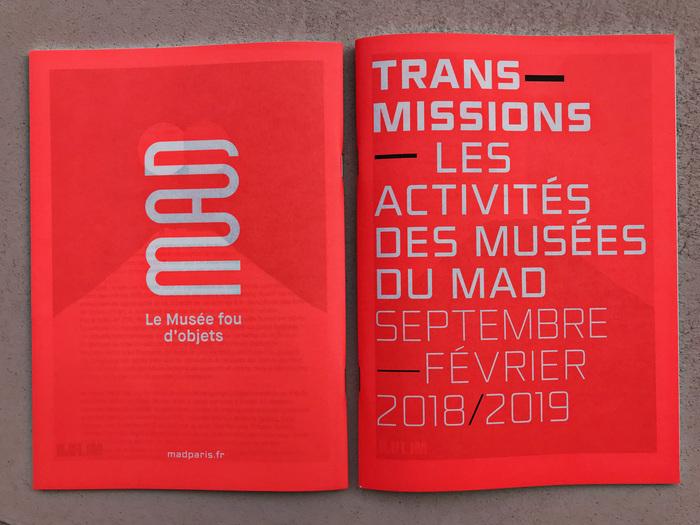 Trans-missions Septembre–Février 2018/2019 6