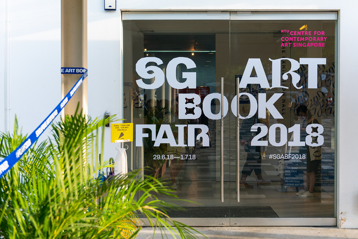 Singapore Art Book Fair 2018 3