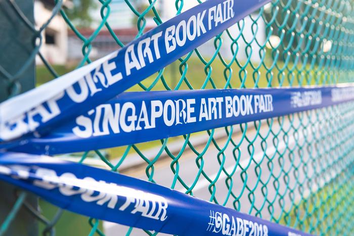 Singapore Art Book Fair 2018 2