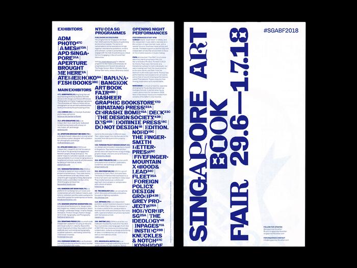 Singapore Art Book Fair 2018 6