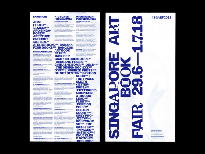 Singapore Art Book Fair 2018 6