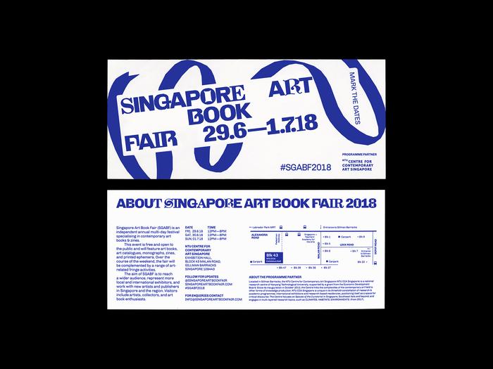 Singapore Art Book Fair 2018 14