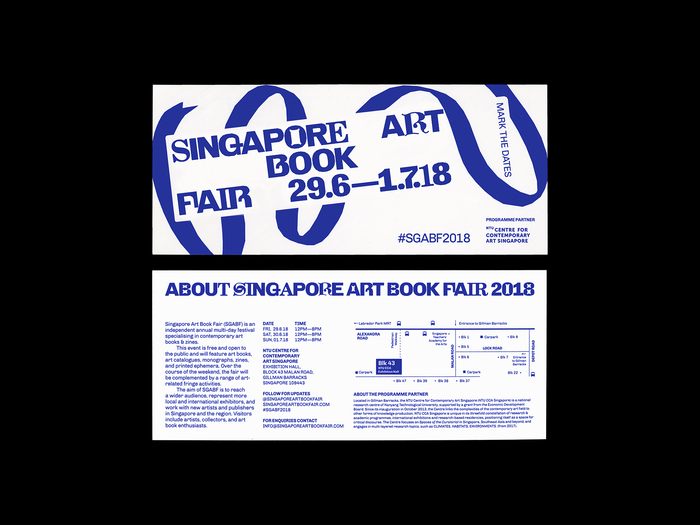 Singapore Art Book Fair 2018 14