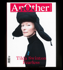 "<cite>AnOther</cite> magazine, issue 35 ""Fearless"", A/W 2018"