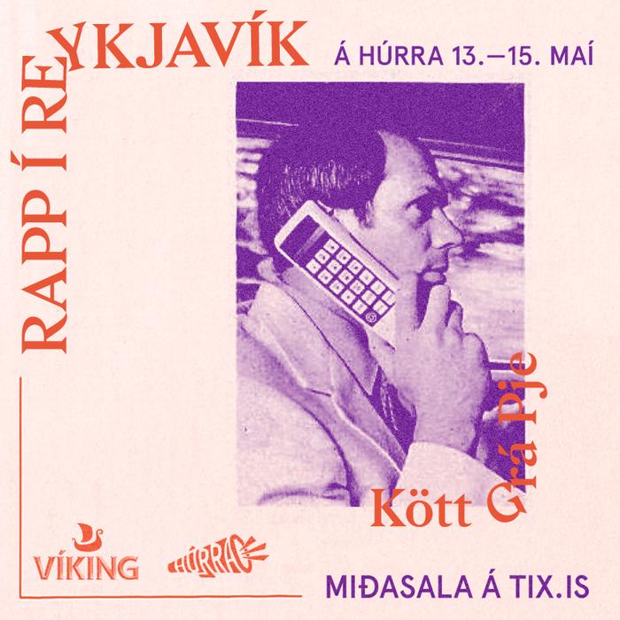 Rapp Í Reykjavík 2
