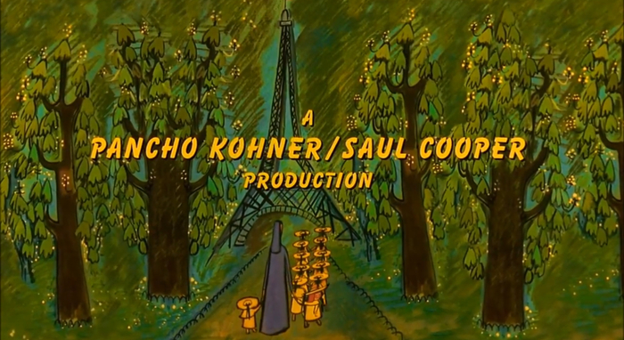 Madeline (1998) opening titles 4