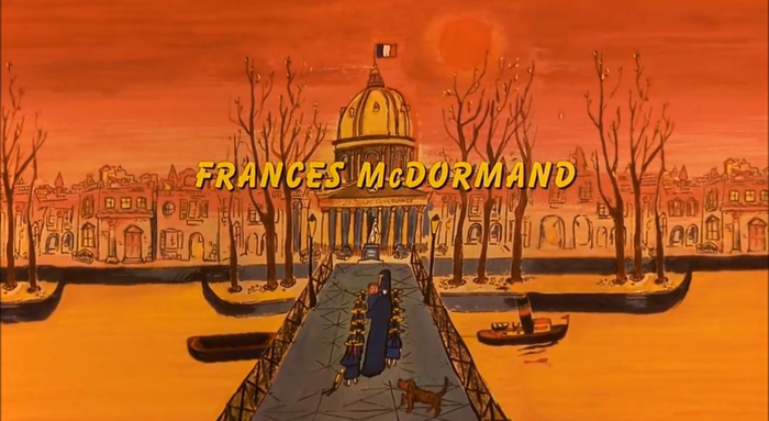 Madeline (1998) opening titles 5