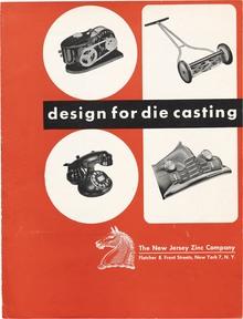 """""""Design for Die Casting"""" brochure"""
