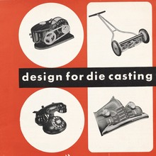 """Design for Die Casting"" brochure"