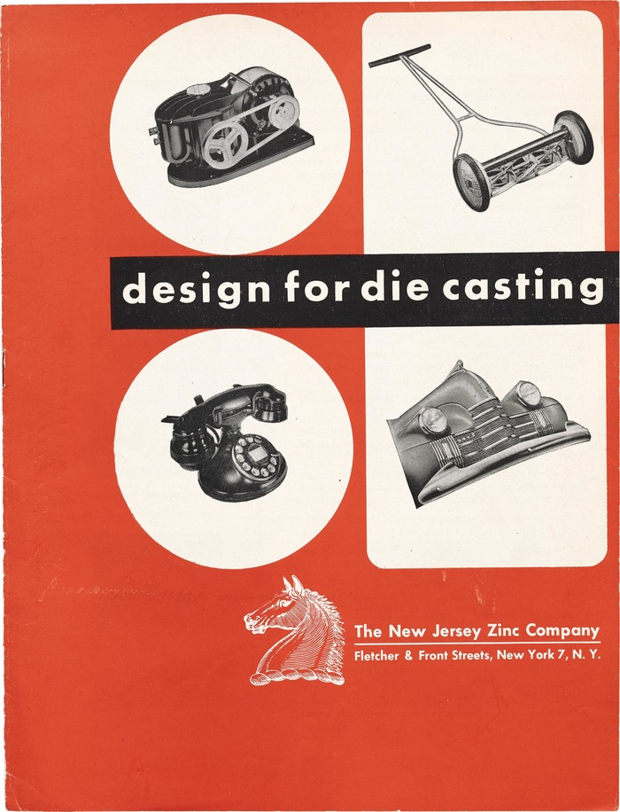 """Design for Die Casting"" brochure 1"