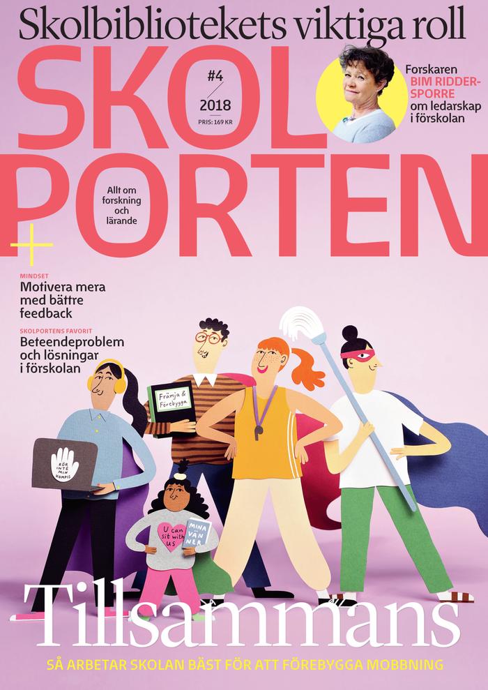 """Issue 1/2014, """"Öka läslusten"""""""