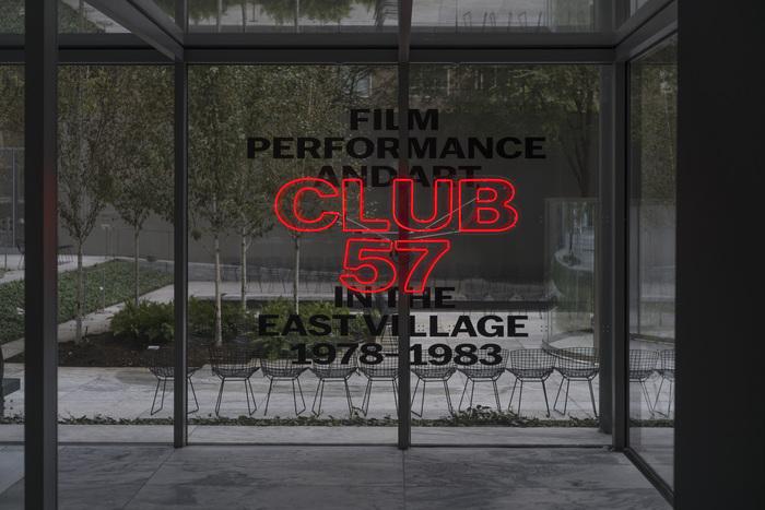 Club 57 at MoMA 1