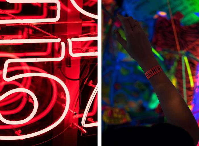 Club 57 at MoMA 2