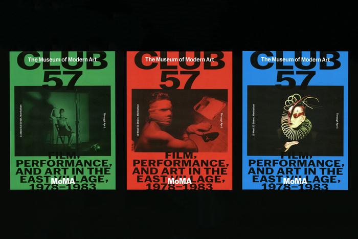 Club 57 at MoMA 4