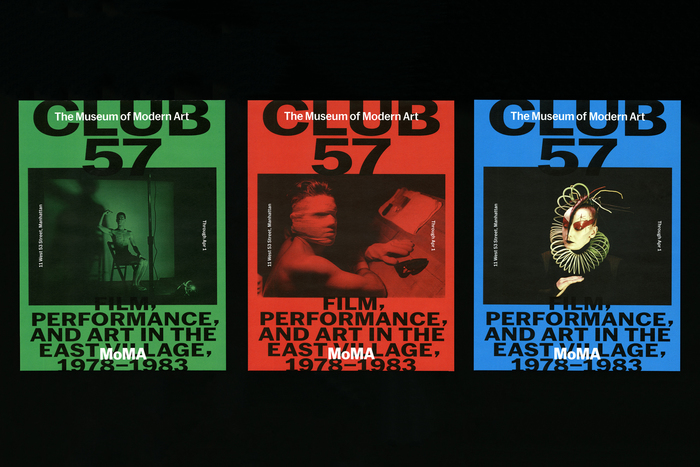 Club 57 at MoMA 4