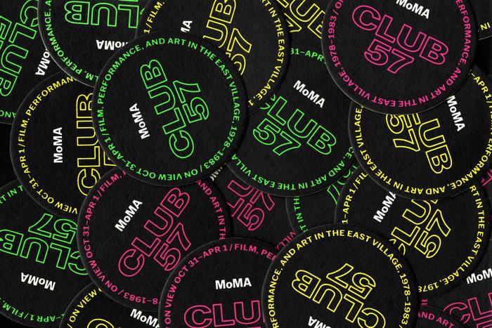 Club 57 at MoMA 7