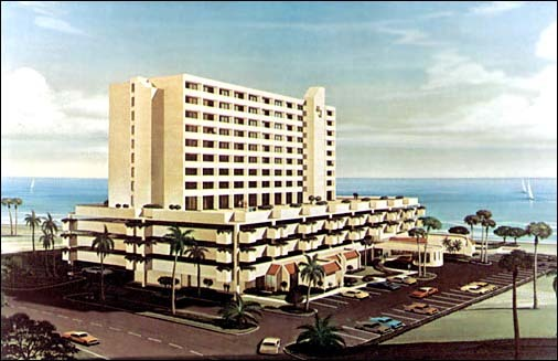 Caribbean Gulf Hotel newspaper ad 2