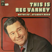 <cite>This is Reg Varney. On the 88's at Abbey Road</cite>