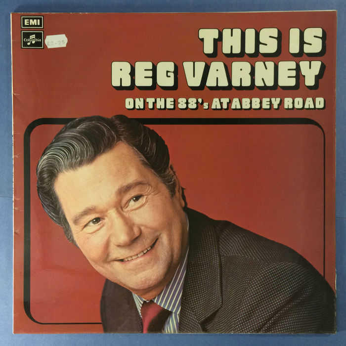 This is Reg Varney. On the 88's at Abbey Road
